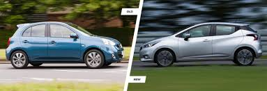 nissan micra luggage capacity 2017 nissan micra old vs new compared carwow