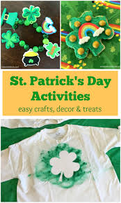 st patrick u0027s day activities for kids events to celebrate