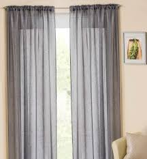 Sheer Curtains Walmart Sheer Navy Curtains Bedrooms White Crinkle Sheer Voile Cotton