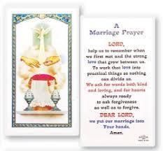 catholic wedding blessing view all wedding prayer cards catholic faith store