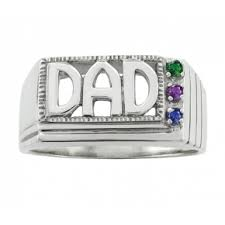 ring with children s birthstones engagement rings wedding rings diamonds charms jewelry from