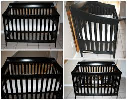 Convertible Cribs Reviews Urbini Starri 4 In 1 Convertible Crib Review