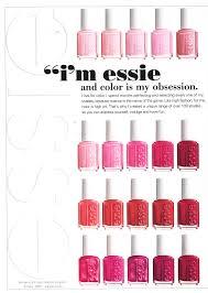nail polish is my obsession essie c thru my eyes