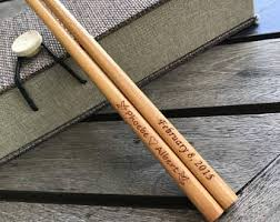 engraved chopsticks engraved chopsticks favor by mychopchop on etsy