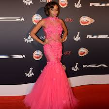 Red Carpet Gowns Sale by Sale See Through Pink Mermaid Prom Dress With Flowers