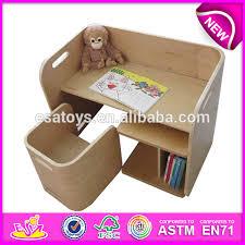 bureau bébé bois bureau pour bebe en bois visuel 5