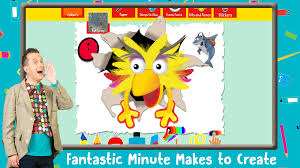 mister maker let u0027s make it android apps on google play