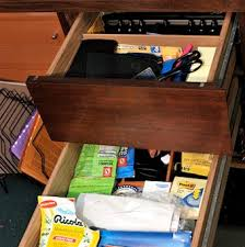 Organizing Desk Drawers Organize Desk Drawers By Importance For Easiest Access To