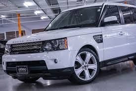 custom land rover lr2 pre owned 2012 land rover range rover sport hse lux suv in