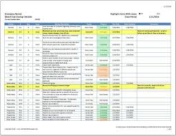 accounts receivable report template free excel templates accounting tools