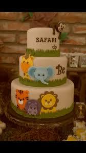 animal themed baby shower cake cakesdecor fancy cakes