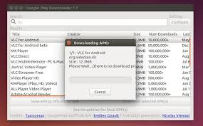 how to apk from play how to apk files from play in ubuntu ubuntuhandbook