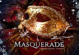 Christmas Parties Leicester Masquerade Christmas Party 2017 Finsbury Park Shared Christmas