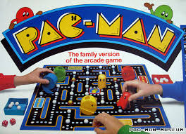 Pacman Game Table by Pacmanmuseum Com Vintage Pac Man Collectibles