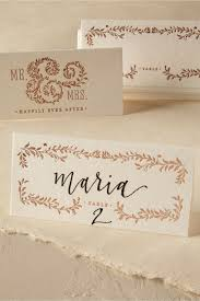 mod copper place cards 8 in décor u0026 gifts bhldn