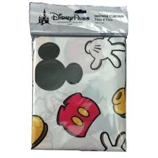 mickey mouse bathroom accessories target shower curtain set