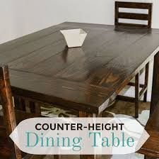 Best  Counter Height Table Ideas On Pinterest Bar Height - Dining room tables counter height