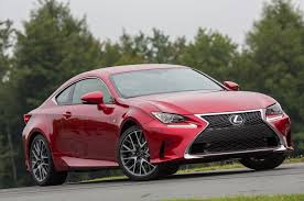 lexus rc red interior 2016 lexus rc 200t confirmed for u s with turbo four engine