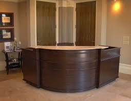 Commercial Reception Desk Commercial Portfolio Contemporary Artisans Cabinetry Inc