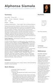 sales executive resume sales executive resume sles visualcv resume sles database