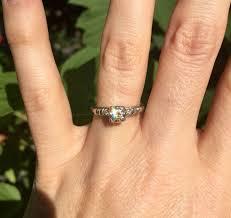 64 best antique engagement rings images on pinterest antique