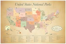 map of us states national parks push pin us national parks map us parks map with pins list of 59