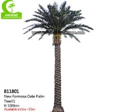 outdoor artificial palm trees manufacturers and suppliers china