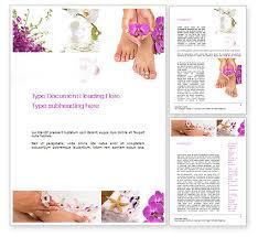 nails spa brochure images