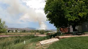 Wildfire Near Fort Collins Colorado by Homeowner Says Mower Sparked Wildfire Near Fort Collins 9news Com
