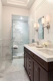 20 beautiful 3 4 bathroom designs page 4 of 4 we love the walk in shower in this bathroom as it creates an almost spa like feel for the space