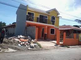 Building A House Plans Alta Tierra Village House Construction Project In Jaro Iloilo