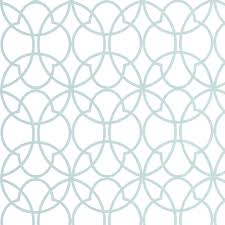 Wallpaper Shop Shop Allen Roth Timeless Aqua Vinyl Textured Geometric Wallpaper