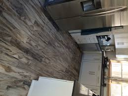 laminate and tile renovation for branch residence