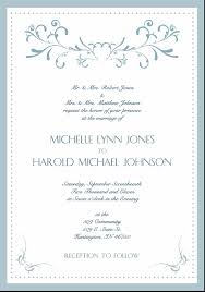 remarkable formal wedding invitation wording with wedding