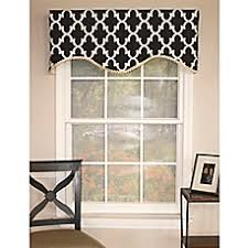 Bay Window Valance Window Scarves Window Valances Bed Bath U0026 Beyond