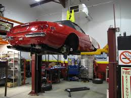 two post car lifts increase storage u0026 perform maintenance
