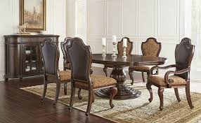 Single Dining Room Chair Dallas Designer Furniture Angelina Formal Dining Room Set With
