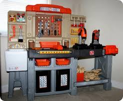 toddler workbench toy bench decoration