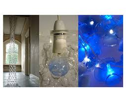 Lamps Made From Bottles Photos Of Recycled Bottles Recycled Art