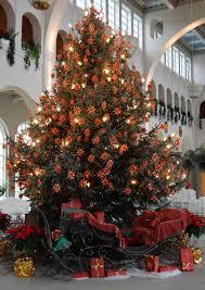 brown christmas tree brown christmas