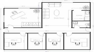 draw office floor plan online free