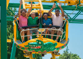 Six Flags Va Ragin Cajun Six Flags America