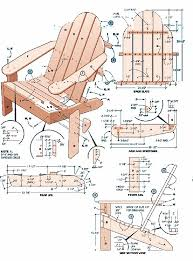 How To Build An Adirondack Chair Plans For Adirondack Chair Adirondack Chair Plans Pinterest