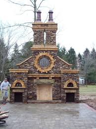 fireplace chimney design outdoor rumford gallery superior clay
