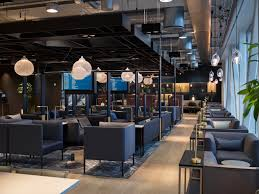 Lounge Design by Business Lounge At Stavanger Airport Sola Designed By Metropolis