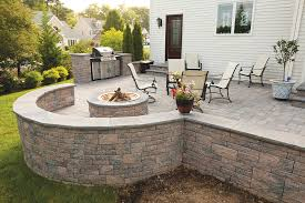 Stone Fire Pit Kit by Fire Pit Stone Center Of Va
