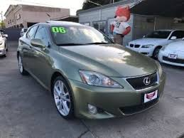 2006 lexus is250 for sale by owner used 2006 lexus is 250 for sale pricing features edmunds