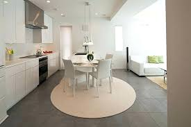 round rug for under kitchen table round kitchen table rugs round dining room rug full size of kitchen