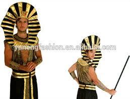 Egyptian Halloween Costume Egypt Pharaoh Egyptian Prince Cosplay Costumes Men Masquerade