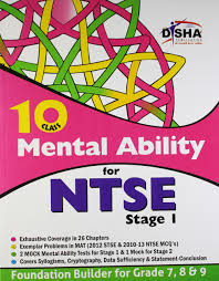 buy mental ability for ntse for class 10 quick start for grade 7